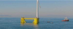 WindFloat Atlantic inicia la construcción de sus cimentaciones