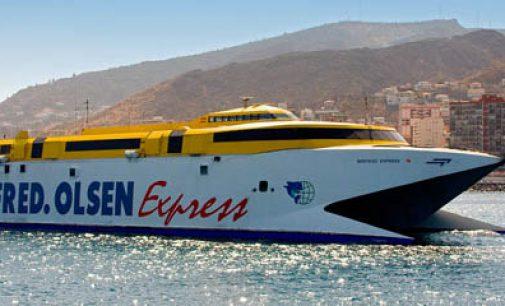 Fred Olsen y Baleària conectan la península con Canarias