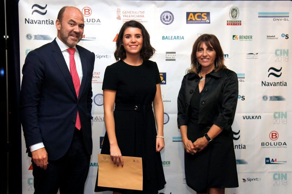 José de Lara Rey, Alicia Ramírez Gutiérrez y Empar Martínez Bonafé