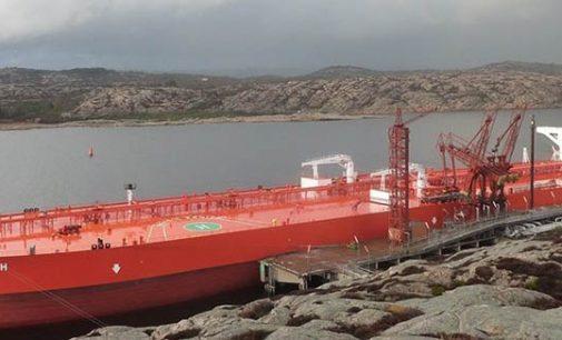 Nordic American Tanker recibe el tercero de sus nuevos Suezmaxes