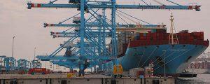 Rotterdam invierte 75 M€ en el puerto de Brasil