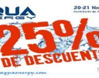 Se acerca la 2ª Edición del Madrid Aquaenergy Forum