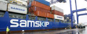 Nuevo servicio SSS entre Amberes y Reino Unido