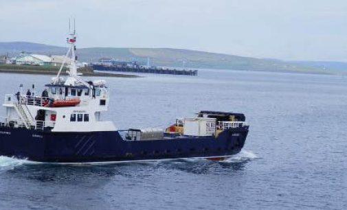 Financiación para el primer ferry de hidrógeno de Reino Unido