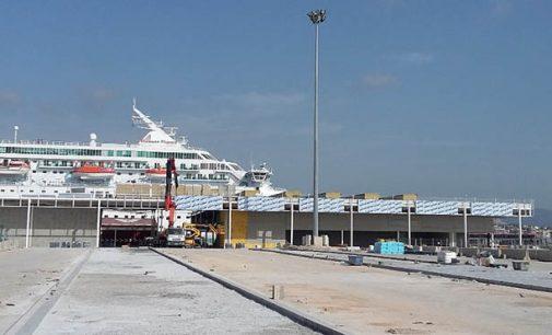 Ampliación y remodelación de la Terminal Marítima de Cruceros de Palma de Mallorca