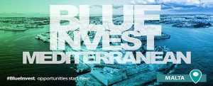 Blue Invest in the Mediterranean 2019