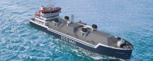Eesti Gaas encarga su primer buque de suministro de GNL