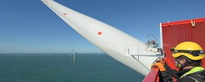 El parque eólico offshore Galloper queda inaugurado
