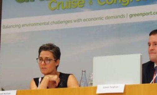Grimaldi y MSC Terminals exponen en Valenciaport cómo reducen emisiones de CO2 y como mejoran su eficiencia energética