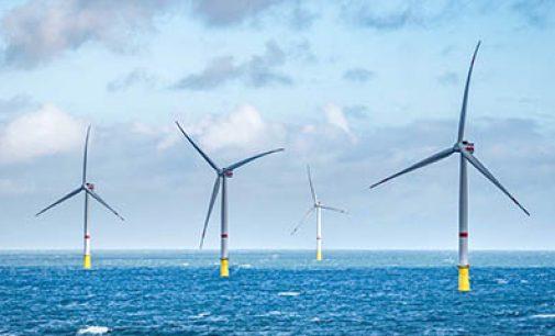 Iberdrola planea 3 GW de eólica offshore para 2023