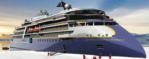 crucero de expedición polar National Geographic Endurance