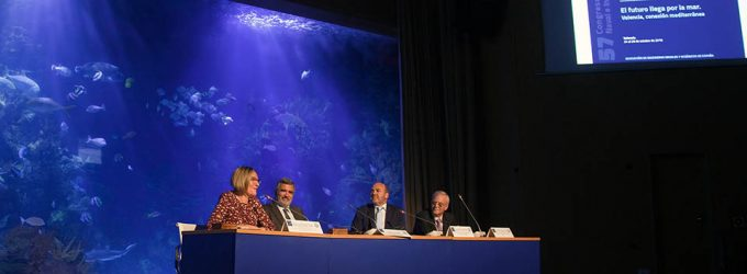 Balearia anuncia en el 57 Congreso la construcción de un nuevo buque