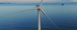 Gemelo digital en el sector eólico offshore