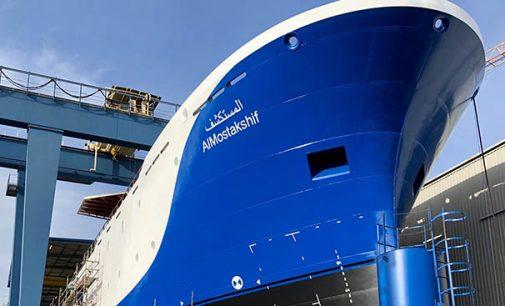 Freire Shipyards construirá el nuevo oceanográfico belga