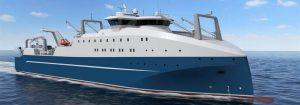 Wärtsilä presenta su nuevo diseño de buque arrastrero factoría