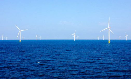 Conectada la trigésimo sexta turbina del parque eólico offshore de Anholt