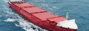 Containerships recibe su nuevo y primer portacontenedores a GNL