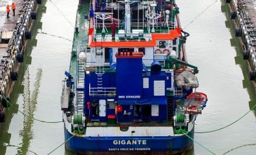 Astilleros del Guadalquivir continúa especializándose en la reparación de dragas