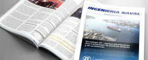 Disponible ya el número de enero de INGENIERÍA NAVAL