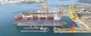 Damen Shiprepair Curaçao luce nuevos diques flotantes