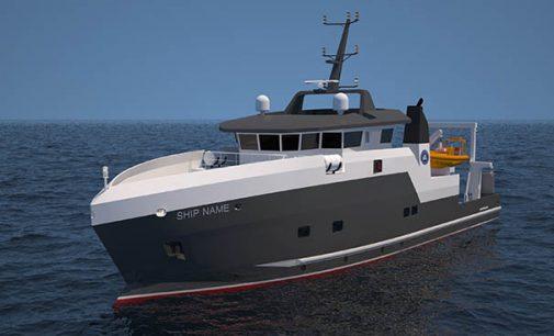 LMG Marin diseña el nuevo buque del Instituto noruego de Investigación Marina