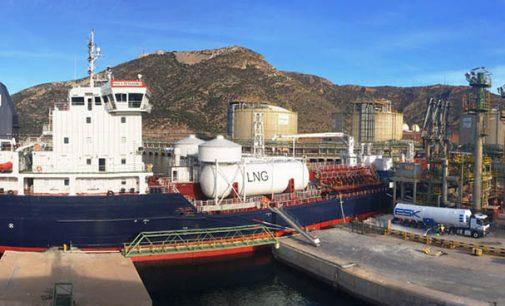 Repsol alcanza un nuevo hito en el suministro de GNL al Paul A. Desgagnés