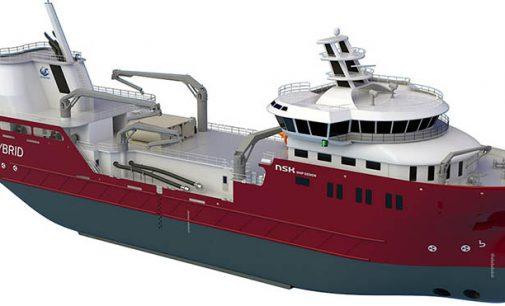 Nordlaks encarga un segundo buque de transporte de pescado vivo a GNL
