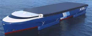 El buque sin emisiones NYK Super Eco Ship 2050