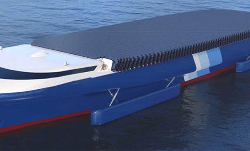 El buque sin emisiones NYK Super Eco Ship 2050