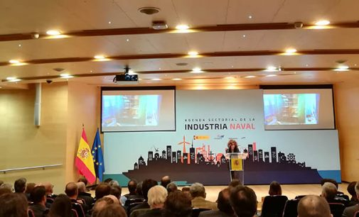 Presentación de la Agenda Sectorial de la Industria Naval