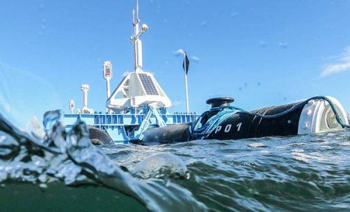 The Ocean CleanUp regresa a tierra para labores de reparación y actualización