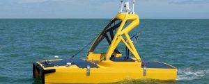 La Royal Navy recibe el C-Enduro, una embarcación de superficie no tripulada autónoma