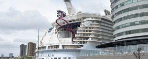 Royal Caribbean encarga el sexto buque de la clase Oasis