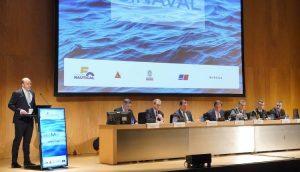 El Decano-Presidente del COIN y AINE abrió las ponencias de la World Maritime Week