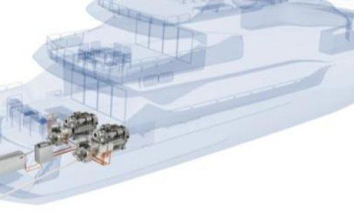 Rolls-Royce y Sunseeker International presentan el primer yate con propulsión híbrida