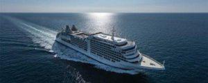 Celebrada la puesta de quilla del Silver Moon, el nuevo crucero de ultra lujo de Fincantieri