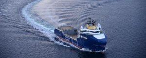Avances en la transformación hacia la propulsión eléctrica en el Stril Barents