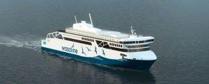 Nuevo eco-ferry para Finlandia