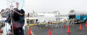 El primer remolcador de GNL de Japón realiza su primer bunkering