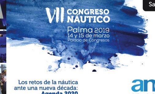 Abierto el proceso de inscripciones al VII Congreso Náutico