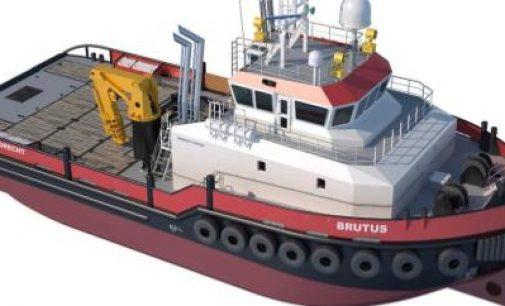 Firmado el primer buque offshore para aguas poco profundas con DP-2
