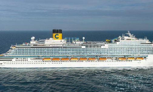 Fincantieri entrega el crucero Costa Venezia que destinará al mercado asiático