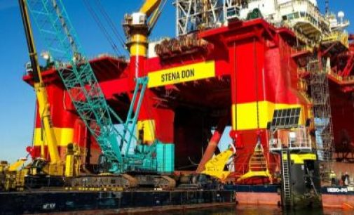 Damen completa la remodelación de la plataforma Stena Don