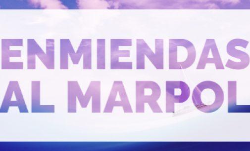 Enmiendas al anexo VI del Convenio MARPOL
