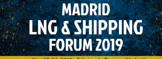 Madrid LNG & Shipping Forum 2019