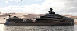 Oceanco presenta su nuevo superyate de 105 metros