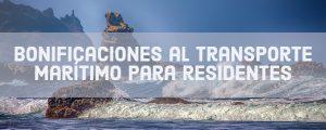 Procedimiento de control de las bonificaciones al transporte marítimo para residentes