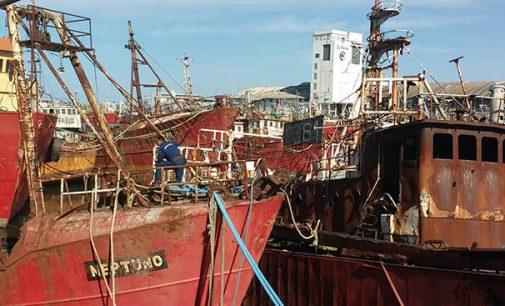 El puerto de Mar del Plata recupera frente de amarre