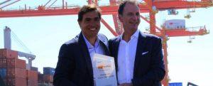 Se amplía el puerto de La Plata con una nueva terminal de contenedores