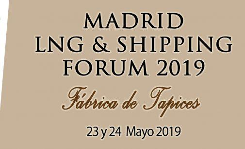 Madrid LNG & Shipping Forum 2019